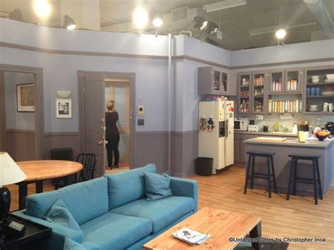 Seinfeld Apartment Address New York Get A Sneak Peek Inside The Quot Seinfeld The Apartment