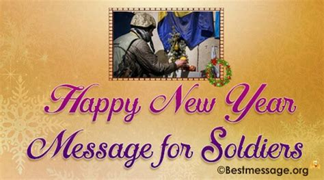 thoughtful new year wishes 2017 to send to soldiers text