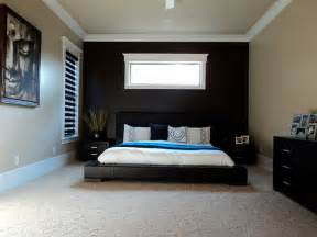 Who knew black could make a great accent wall color