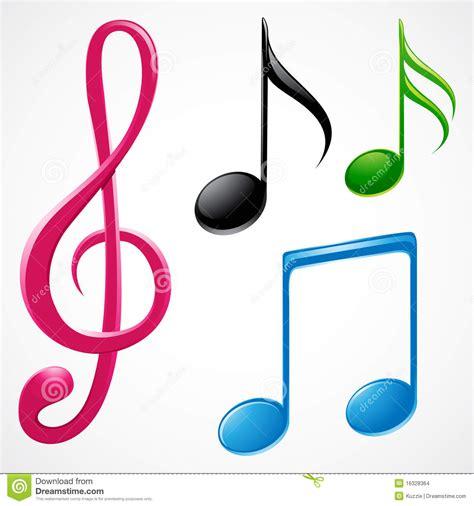 imagenes geniales de musica notas de la m 250 sica imagenes de archivo imagen 16328364