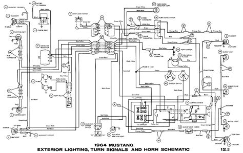 1968 mustang ignition wiring diagram wiring diagram with