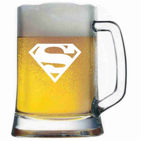 design your beer mug personalized engraved super beer mug