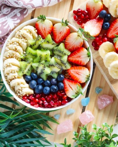 fruit bowl recipe 25 best ideas about healthy food on