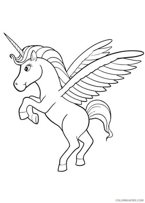 coloring pages of unicorns and pegasus baby pegasus coloring pages pegasus coloring pages for