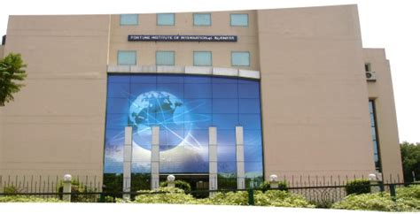 Is Fiib Is A Mba College fortune institute of international business fiib delhi mba