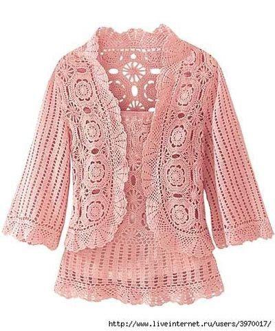 heart pattern jacket coat crochet jacket pattern free crochet patterns