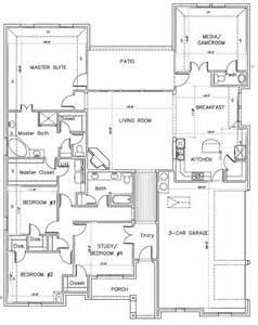 southfork house plan