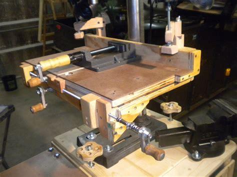 drill press table by ssull4167 lumberjocks