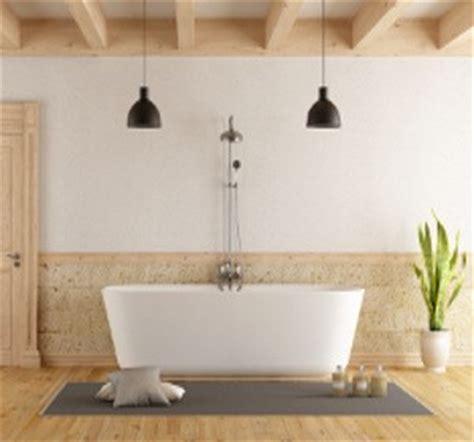plancher bois salle de bain 2823 baignoire et plancher en bois l union sacr 233