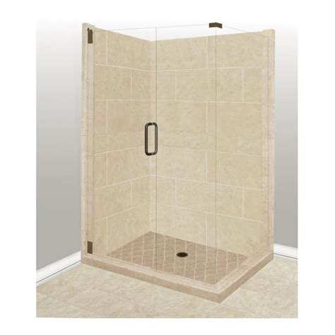 american bath factory shower shop american bath factory sonoma sistine wall composite floor rectangle 10