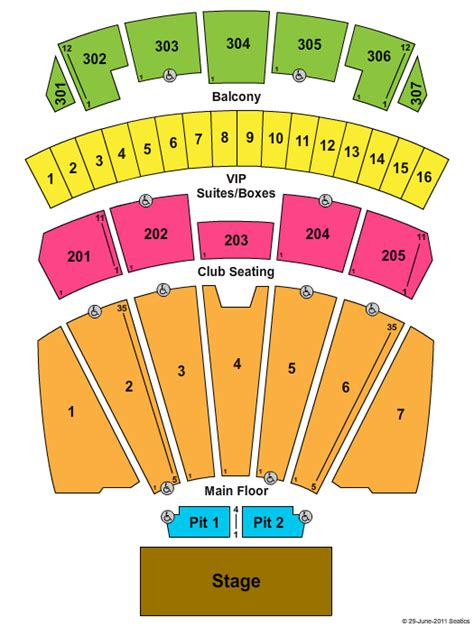 comerica theater seating chart cheap comerica theatre formerly dodge theatre tickets