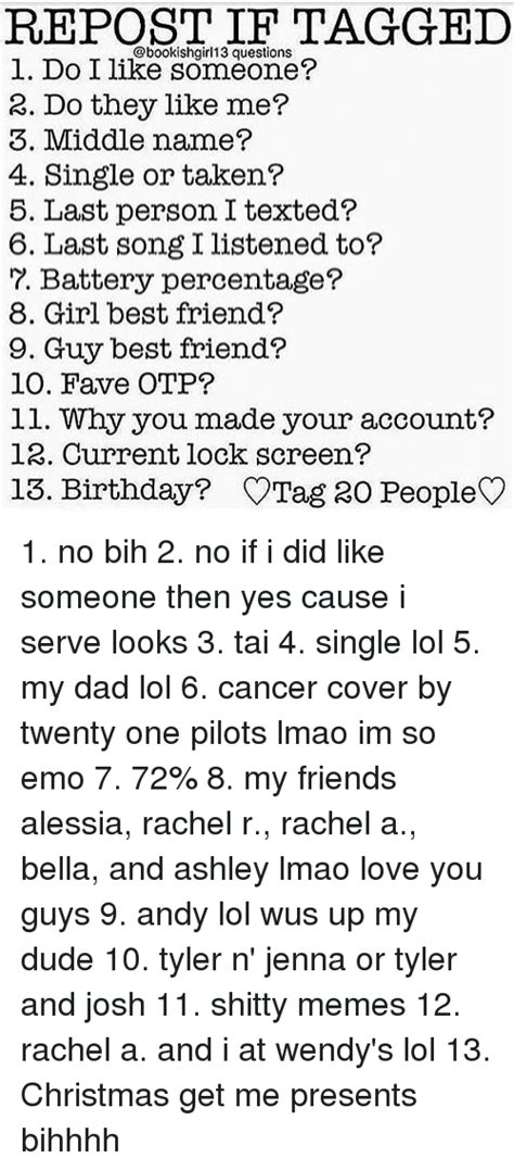 questions for friends 25 best memes about 13 birthday 13 birthday memes
