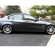 BMW 3 Series Wheels And Tires 18 19 20 22 24 Inch