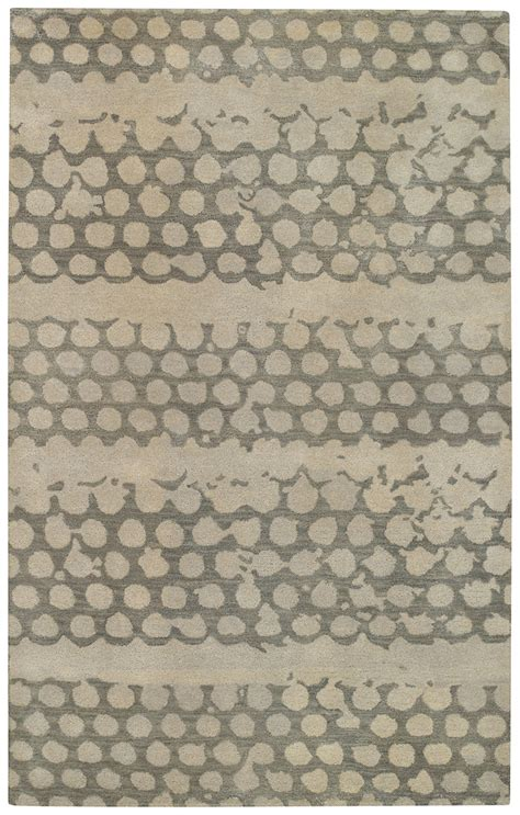 Rug Bee by Capel Bee Hives 3282 320 Grey Rug
