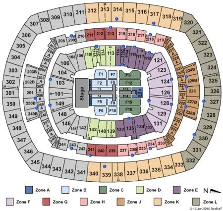 metlife stadium floor plan metlife stadium tickets and metlife stadium seating charts