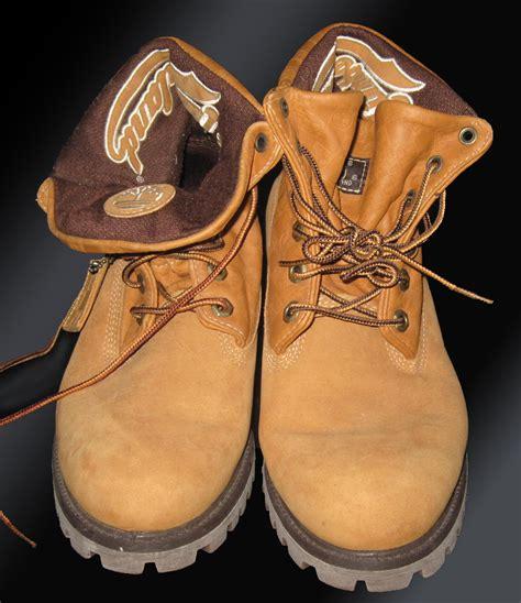 mens boys designer boots timberland roll top