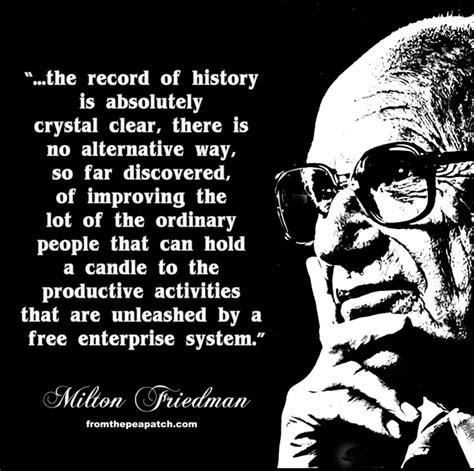 milton friedman quotes milton friedman quotes capitalism quotesgram