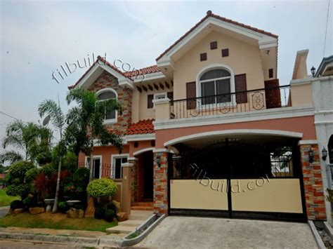 house design sles philippines philippine house designs with terrace simple house designs