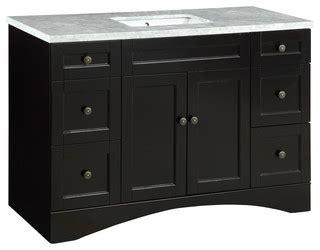 chans furniture v 91712c alvin chans furniture 47 quot alvin bathroom undermount sink vanity