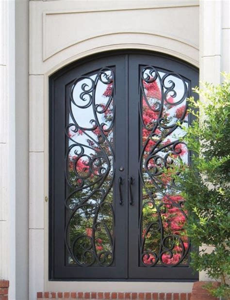 doors materials tarver building materials wrought iron doors