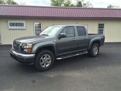 auto air conditioning service 2011 gmc canyon lane departure warning buy used 2011 gmc canyon slt 5 3l v8 in brandy station virginia united states for us 25 800 00