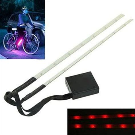Led Light Strips For Bikes New 3 Modes Cycling Bike Bicycle 15 Led Safety Wheel Tire Spoke Light Sales