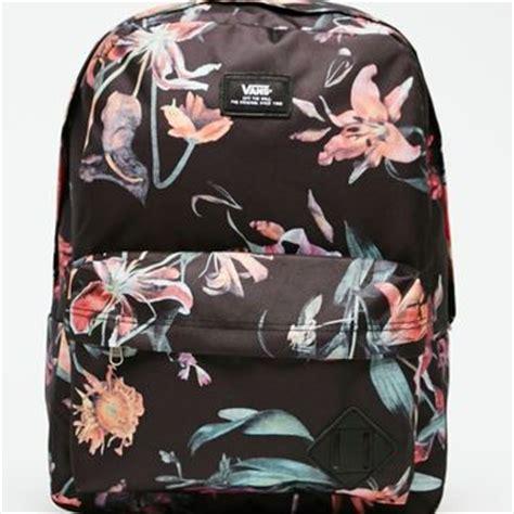 vans pattern backpack vans old skool ii floral school backpack from pacsun hannah