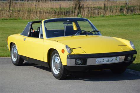 classic park cars porsche 914