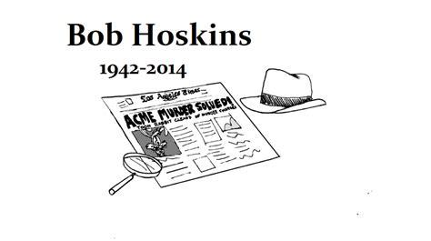 bob hoskins 1942 2014 bob hoskins 1942 2014 by cowheaddanny on deviantart
