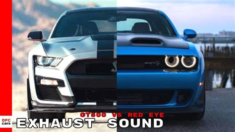 2020 Mustang Gt500 Vs Dodge by 2020 Mustang Shelby Gt500 Vs Dodge Challenger Eye