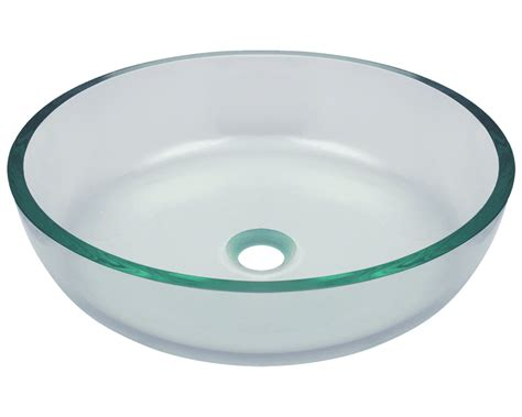 glass vessel bathroom sink 625 clear glass vessel bathroom sink
