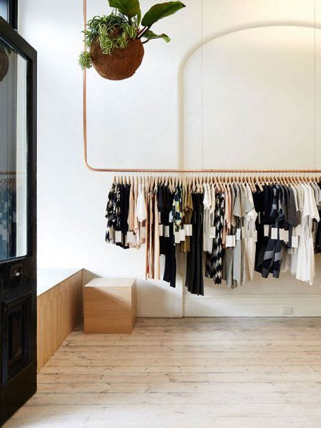 Cloth Rack For Shop 25 Best Ideas About Clothes Rail On Wardrobe