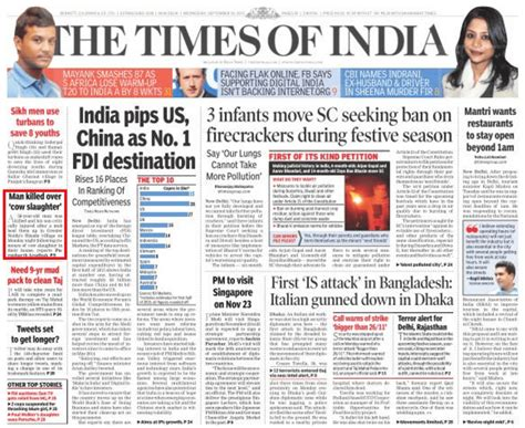 best italian newspaper media bias indian newspapers coverage of a crime in
