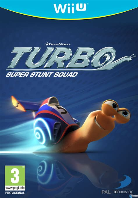 Turbo Stunt Squad turbo stunt squad toda la informaci 243 n wii u vandal