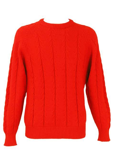 Jumper M L cable knit jumper m l vintage