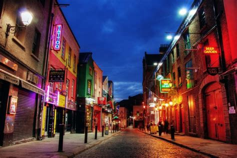 top bars in dublin temple bar dublin ireland top tourist attraction travel wifi offering best wifi rental