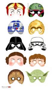 star wars printable masks let your kiddies probe the