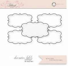 Diy Printable Labels For Dessert Table Or Candy Buffet Polka Dot Background In Color Of Your Dessert Labels Template