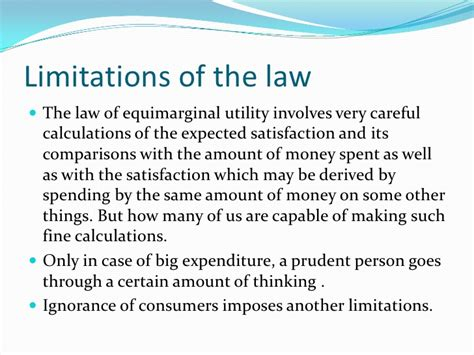 law of equi marginal utility buy research papers online cheap law of equi marginal