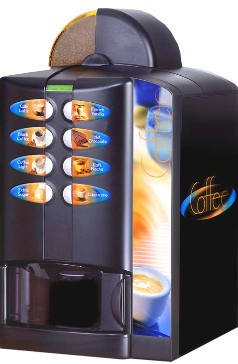 Coffee Vending colibri lx12 single cup coffee machine american vending