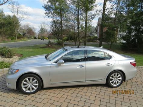 lexus ls460 for sale by owner sell used 2008 lexus ls 460 in united states united states