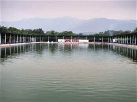 joranpancing pakej memancing warnai danau rimba