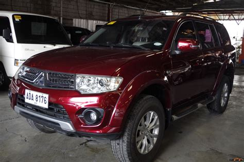 mitsubishi sports car 2014 mitsubishi montero 2014 car for sale metro manila