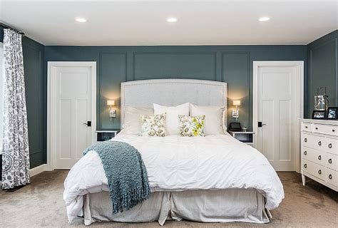 bedroom color paint ideas design family home with stylish transitional interiors home