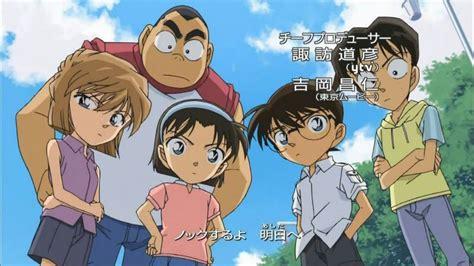 Bross Lencana Detective Boys Anime Detective Conan detective boys anime amino