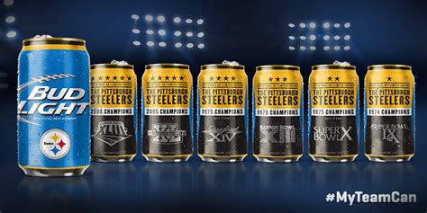 bud light superbowl cans bud light unveils bowl series cans