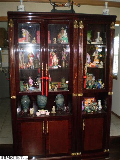 China Closet For Sale by Armslist For Sale Real China Cabinet 1800 00
