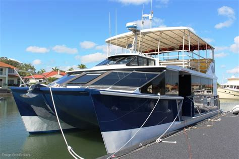 catamaran boats for sale brisbane custom passenger cat commercial vessel boats online for