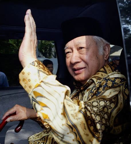 biography president habibie soeharto biography second president of republik indonesia