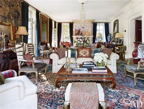 Ralph Lauren Living Room | traditional living room by ralph lauren ad designfile